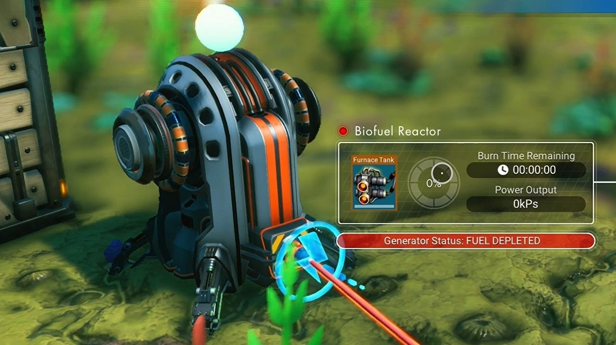No Man's Sky power, Electrical Wires and Biofuel Reactors explained