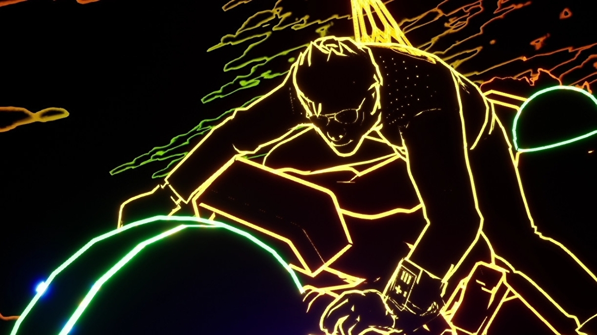 Travis Strikes Again: No More Heroes coming to PS4 and PC in October