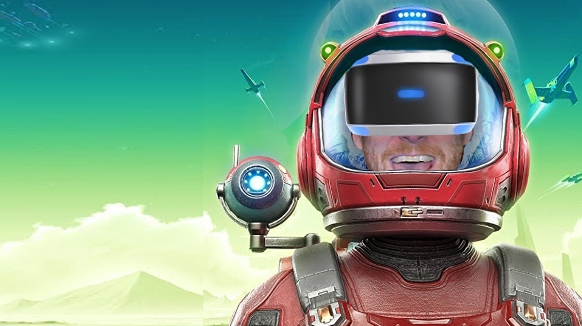 No Man's Sky Beyond brings a universe of fun to PSVR, but not without some compromise