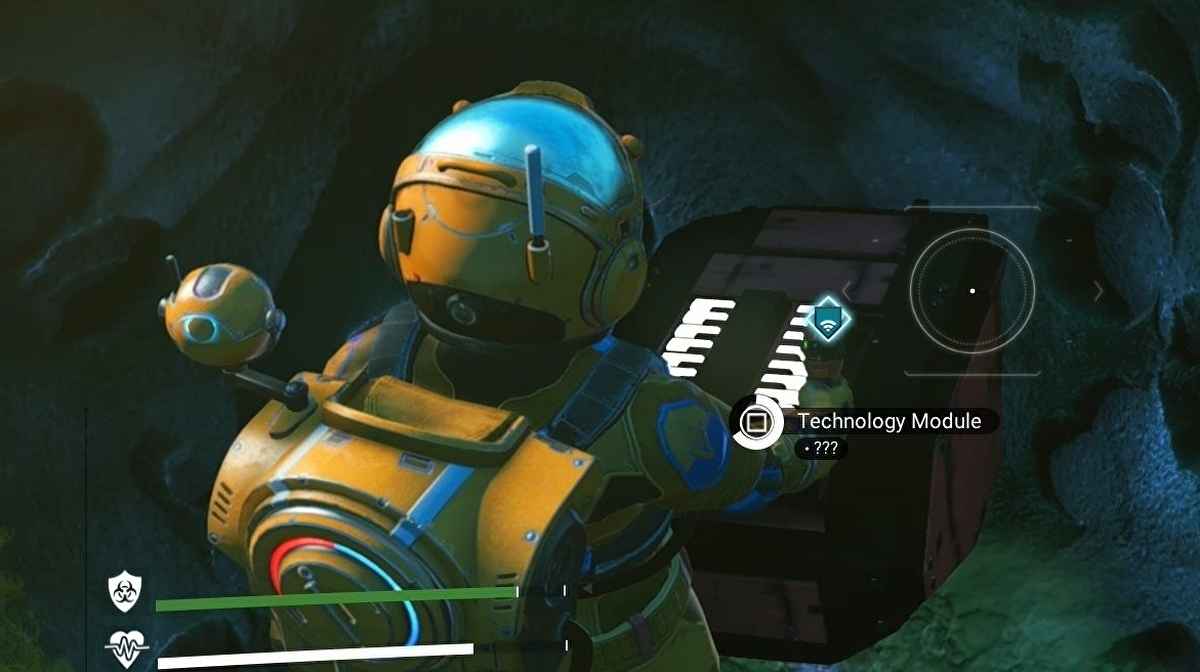 No Man's Sky Salvaged Data - How to find and use Salvaged Data explained