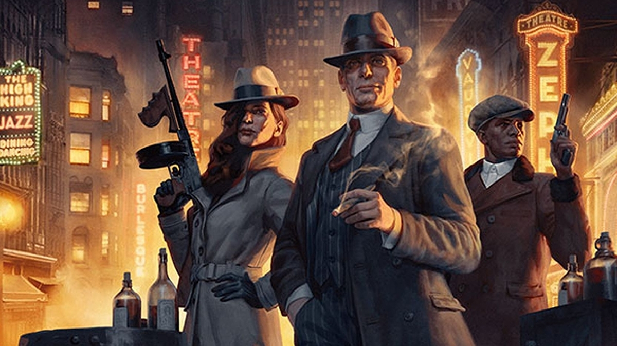 Romero's mobster strategy game Empire of Sin gets first gameplay trailer