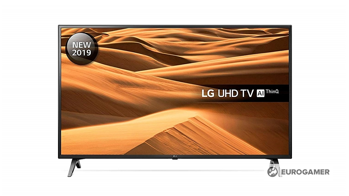 This LG 55-inch 4K LED TV is under £500 right now