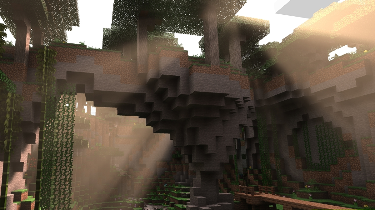Hands on with Minecraft RTX - the most astonishing ray tracing demo yet?