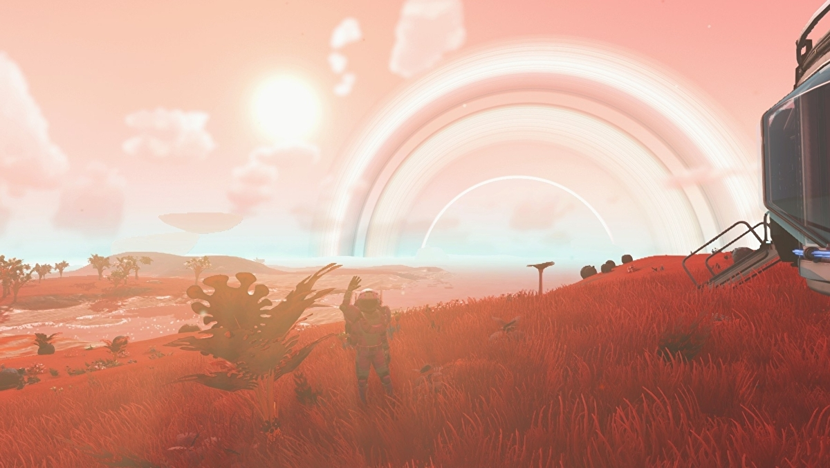Three years on, No Man's Sky is a messy wonder