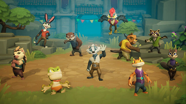 ReadySet Heroes is Sony dipping its toe in the water of pushing its exclusives to other platforms