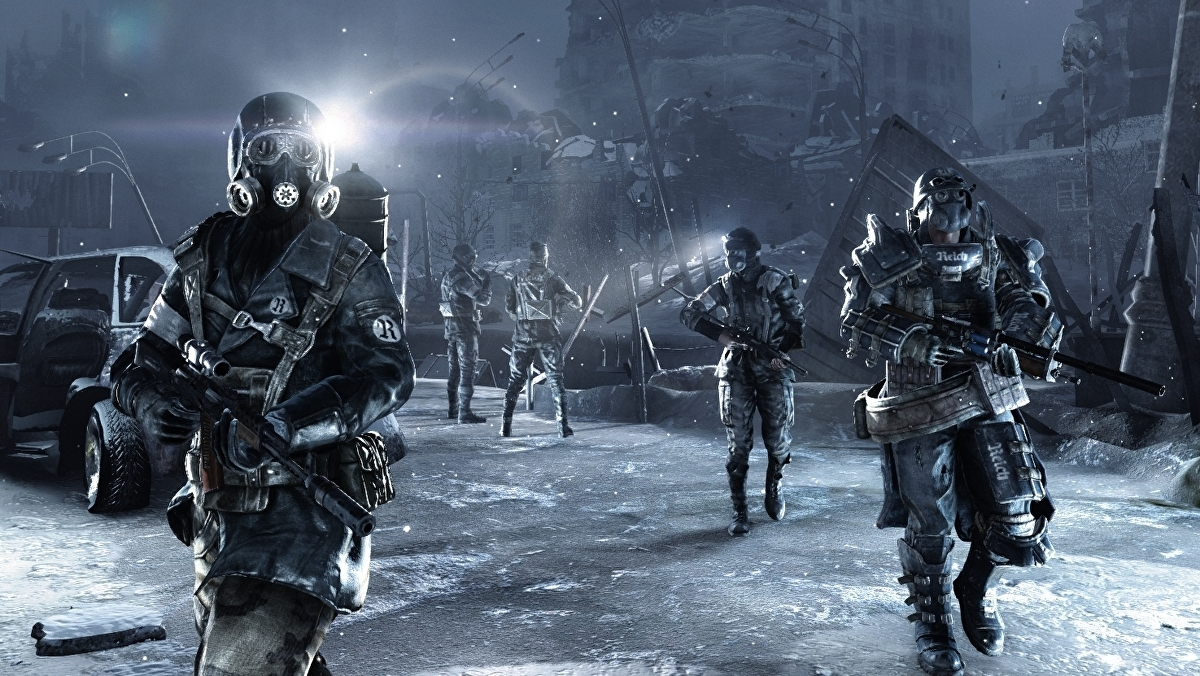 Metro 2033 movie in the works