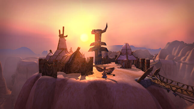 Thousand Needles is flooded in modern World of Warcraft, a change that added new content but also removed some stories from the game entirely