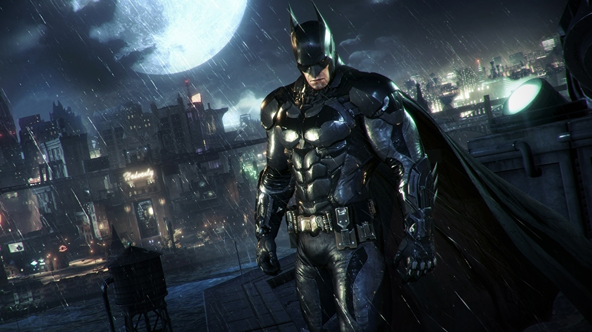 Batman: Arkham Knight leads PlayStation Plus' games for September
