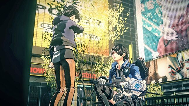 Astral Chain is about more than action, though -- to the delight of some critics, and the chagrin of a few