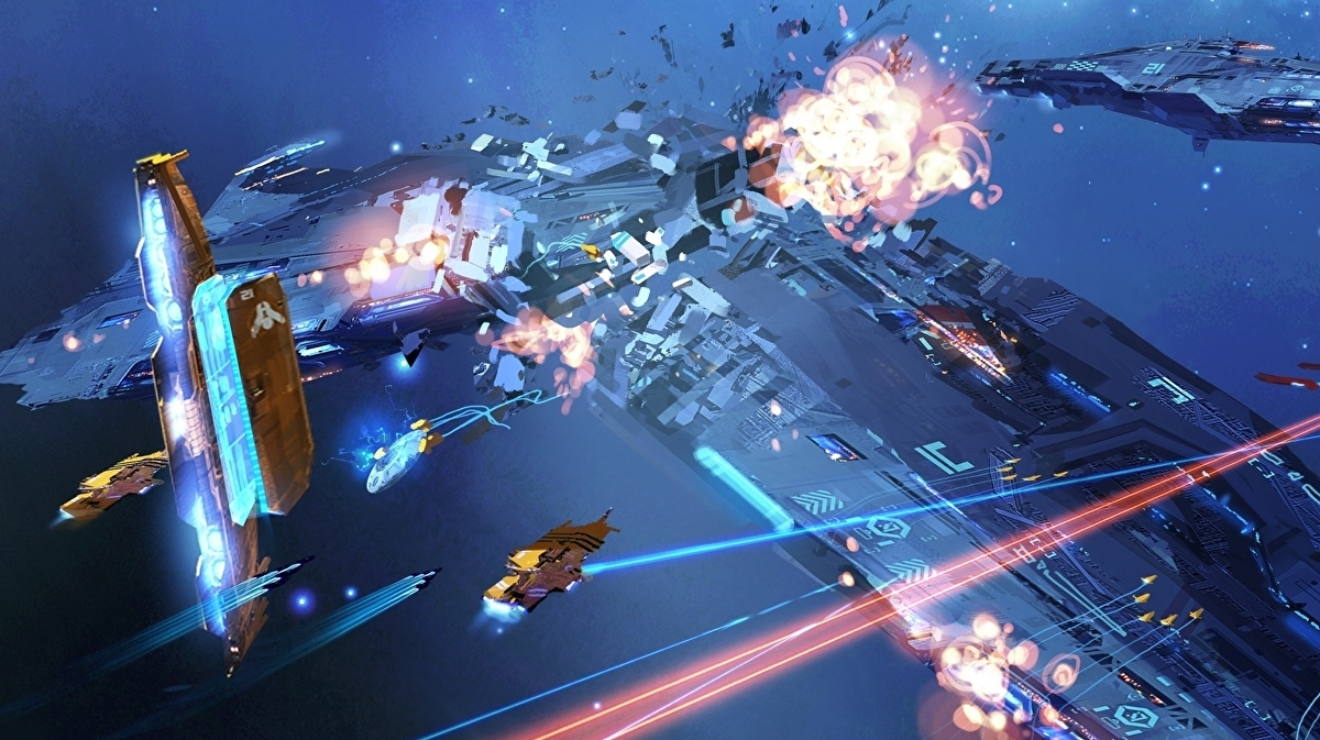 Sci-fi RTS follow-up Homeworld 3 is in the works, crowdfunding campaign now live