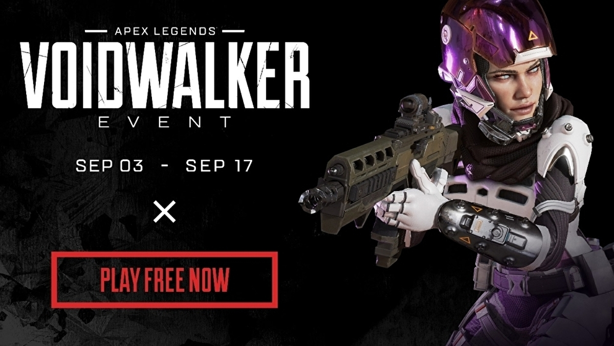 Here's everything we know so far about Apex Legends' next event, Voidwalker
