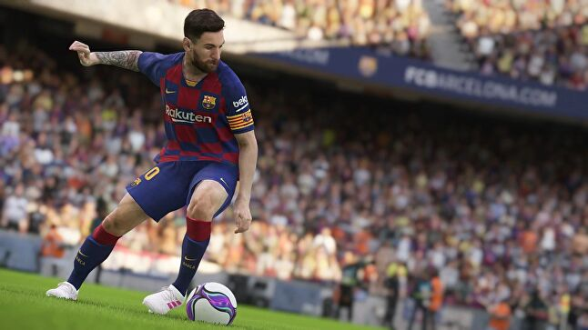 Pro Evolution Soccer is central to Konami's console strategy, and a major driver behind its push into esports