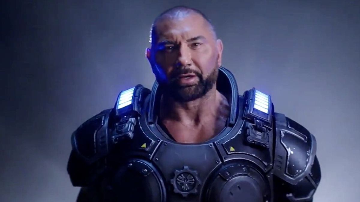 Guardians of the Galaxy's Dave Bautista playable in Gears 5