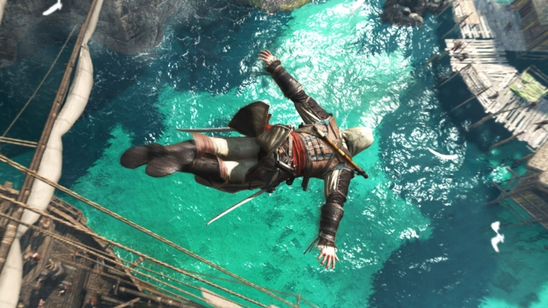 Assassin S Creed Black Flag And Rogue Headed To Nintendo Switch
