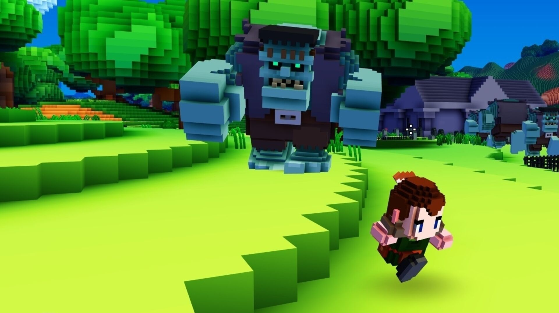 the sale of shoes authentic quality new lower prices Six years after its controversial alpha, voxel action-RPG ...