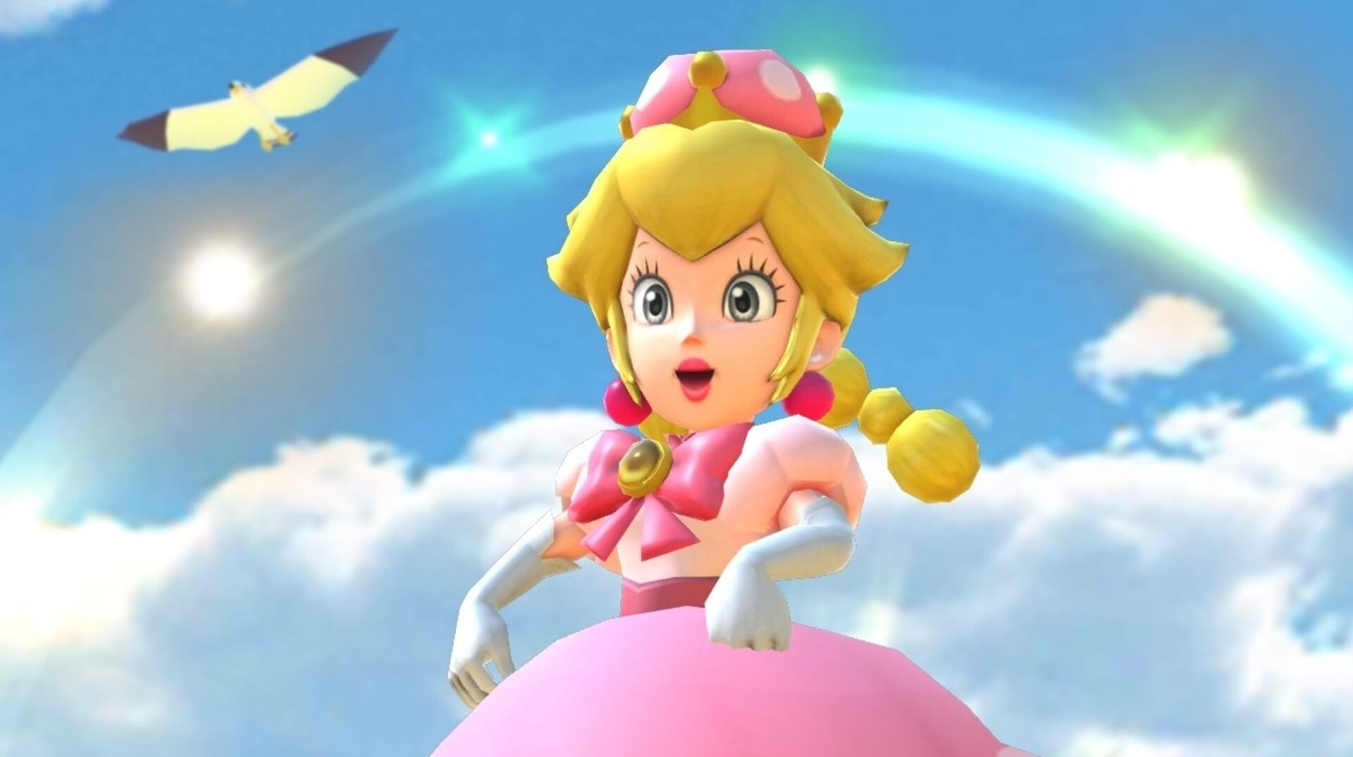 The character that inspired Bowsette is coming to Mario Kart