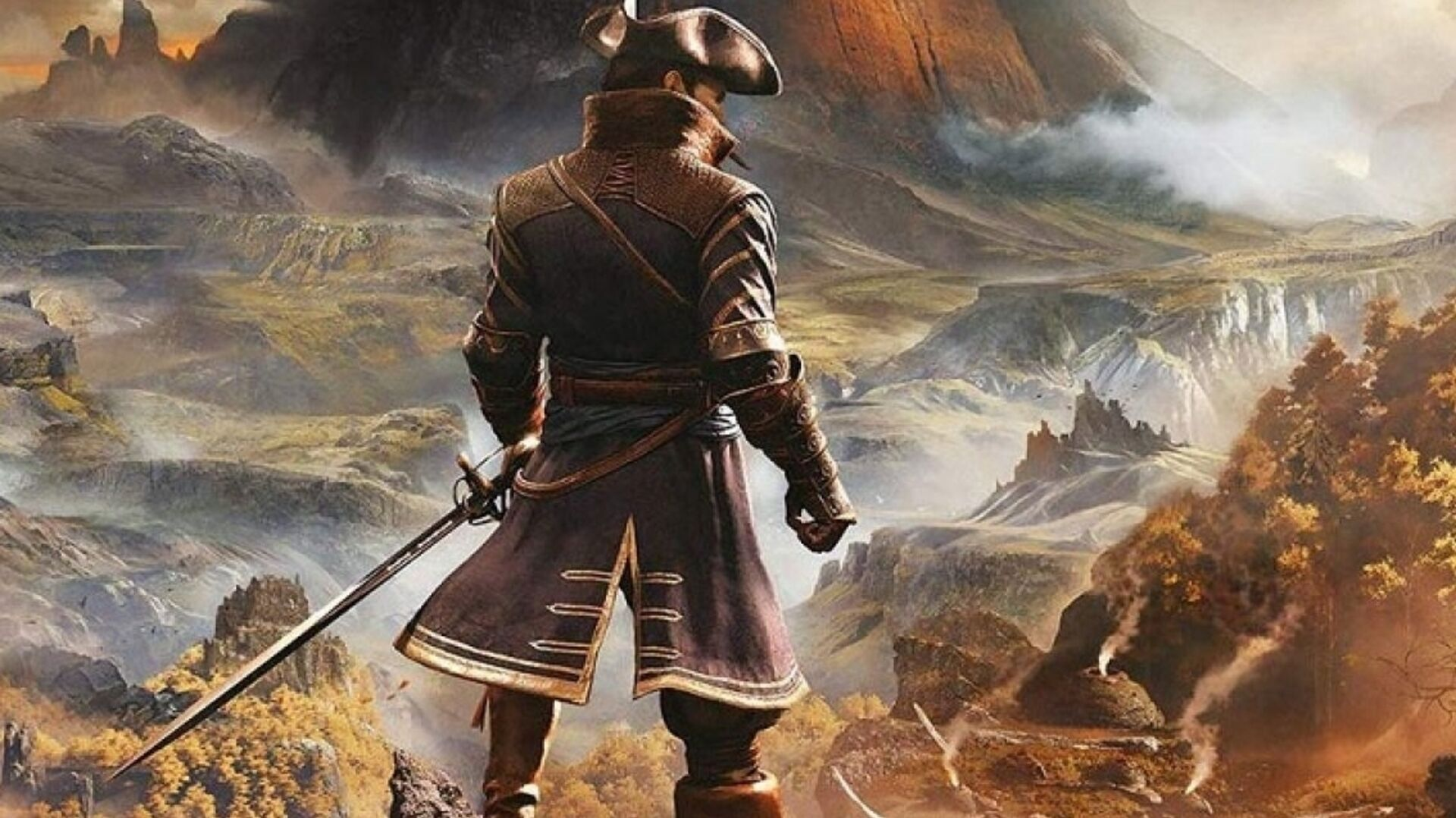 Greedfall review - technical shortcomings are overcome by an