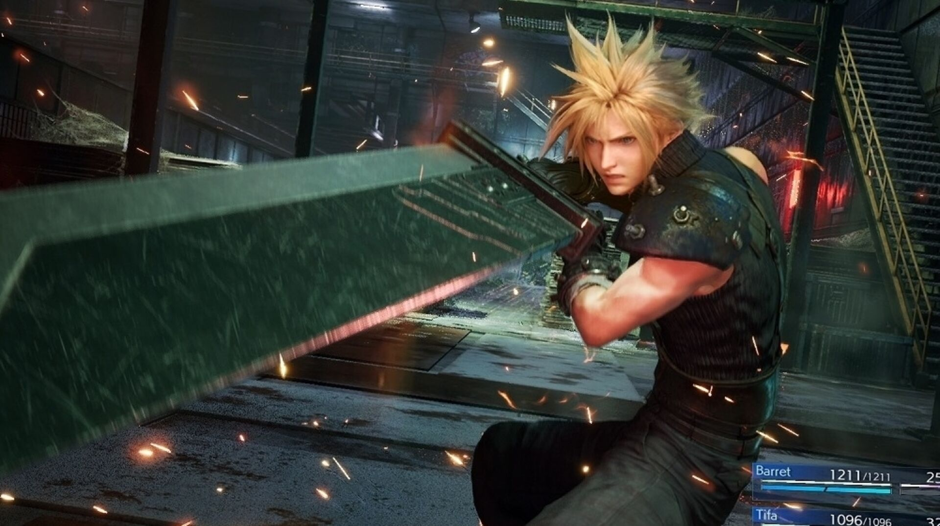 Stunning New Final Fantasy 7 Remake Trailer Revealed