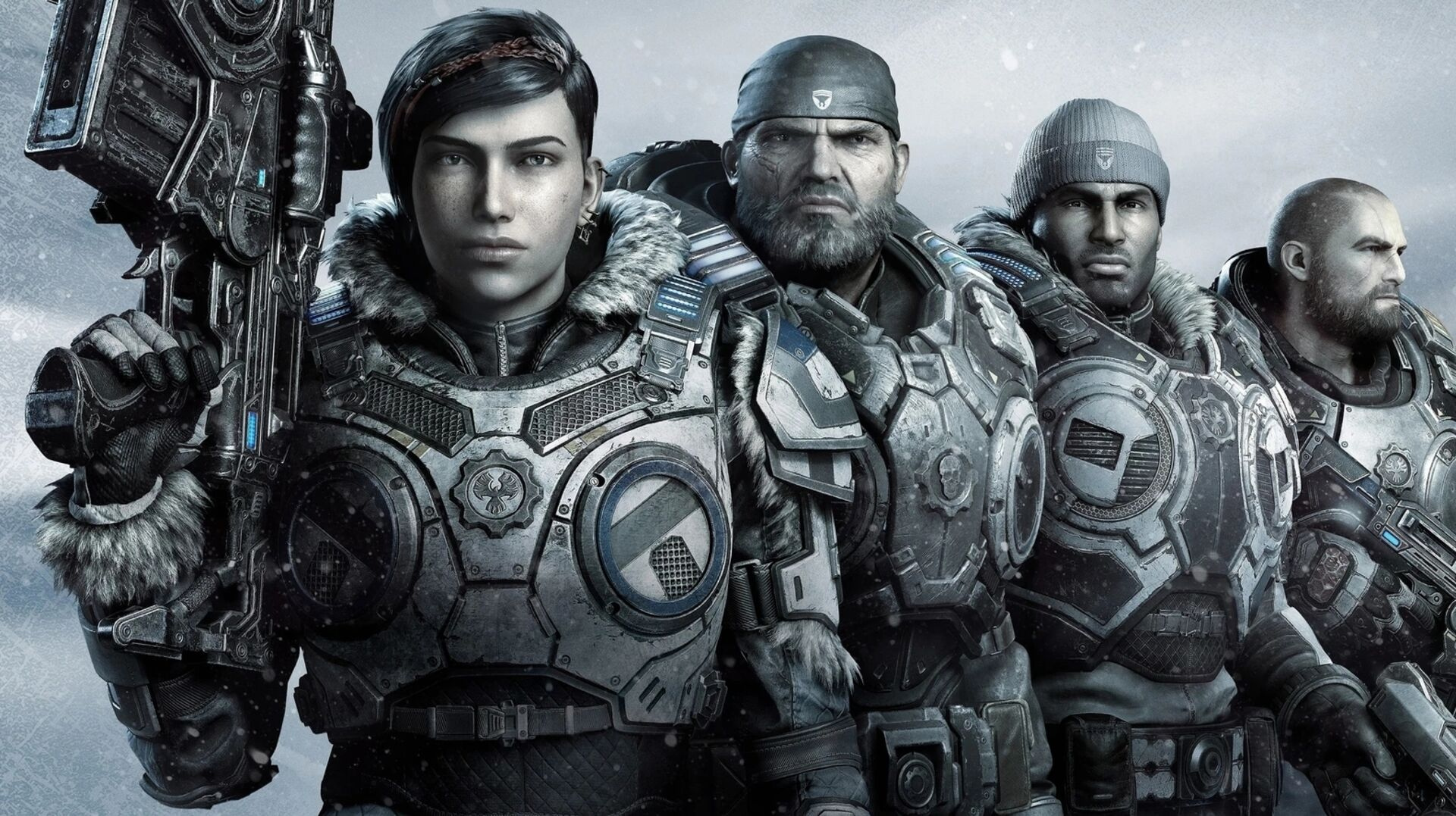The making of Gears 5: how the Coalition hit 60fps - and ... -
