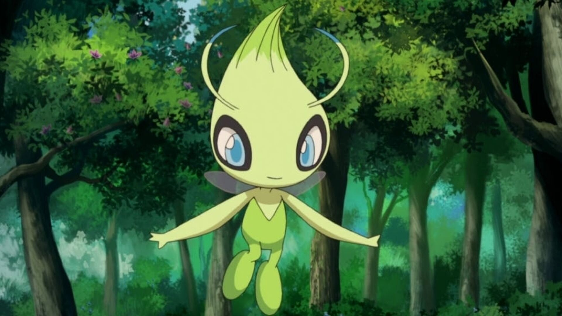 Pokémon Gold And Silver S Celebi Shrine Mystery Was An Accident Gamefreak Admits Eurogamer Net