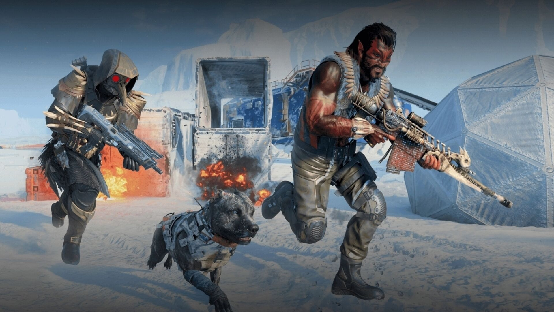 Call Of Duty Black Ops 4 S Final Operation Is Dark Divide