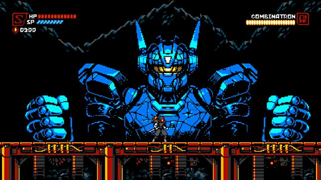 Cyber Shadow is the first game in a renewed third-party publishing push from Yacht Club Games