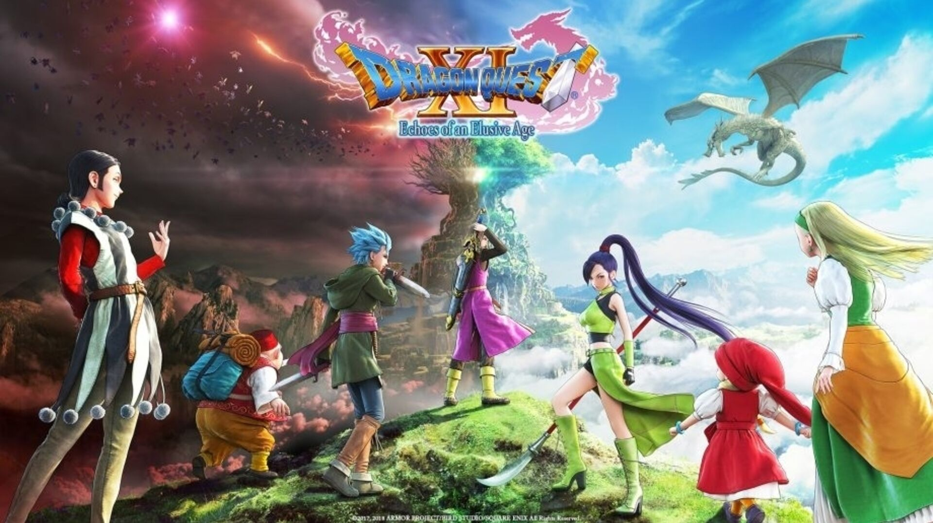 Dragon Quest 11 S: Echoes of an Elusive Age review - an epic RPG ...