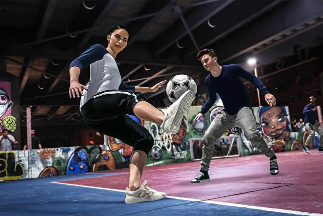 Volta is FIFA 20's big new mode, but critics are divided on just how exciting an addition it is
