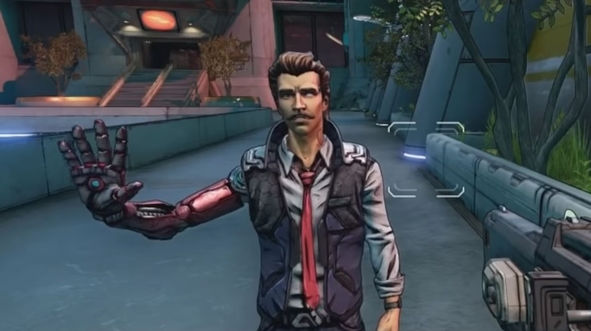 Troy Baker I Didn T Voice Rhys In Borderlands 3 Because