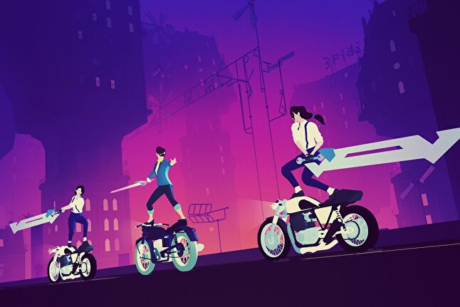 Apple Arcade is a great benefit to games like Sayonara Wild Hearts, but what impact will it have on the premium market beyond it?