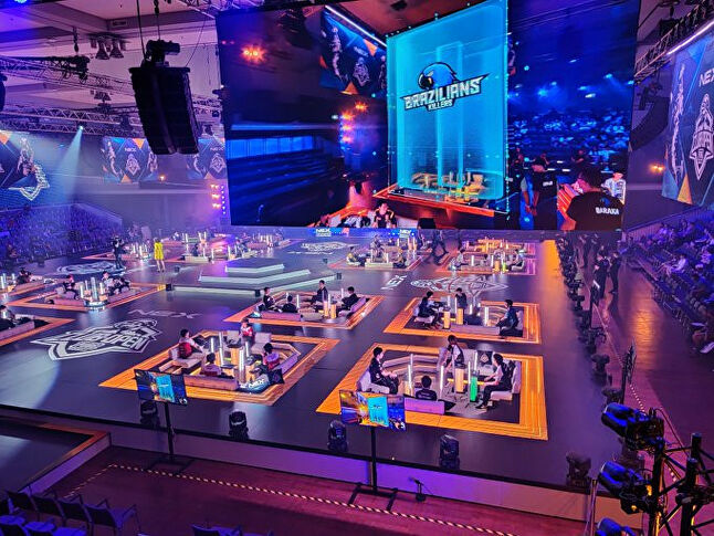 The PMCO Spring finals in Berlin shows PUBG Mobile esports at its esports-iest