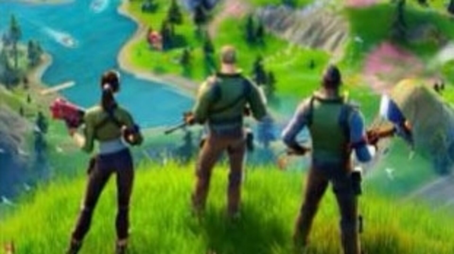 Fortnite Leak Appears To Confirm New Map And Re Brand As