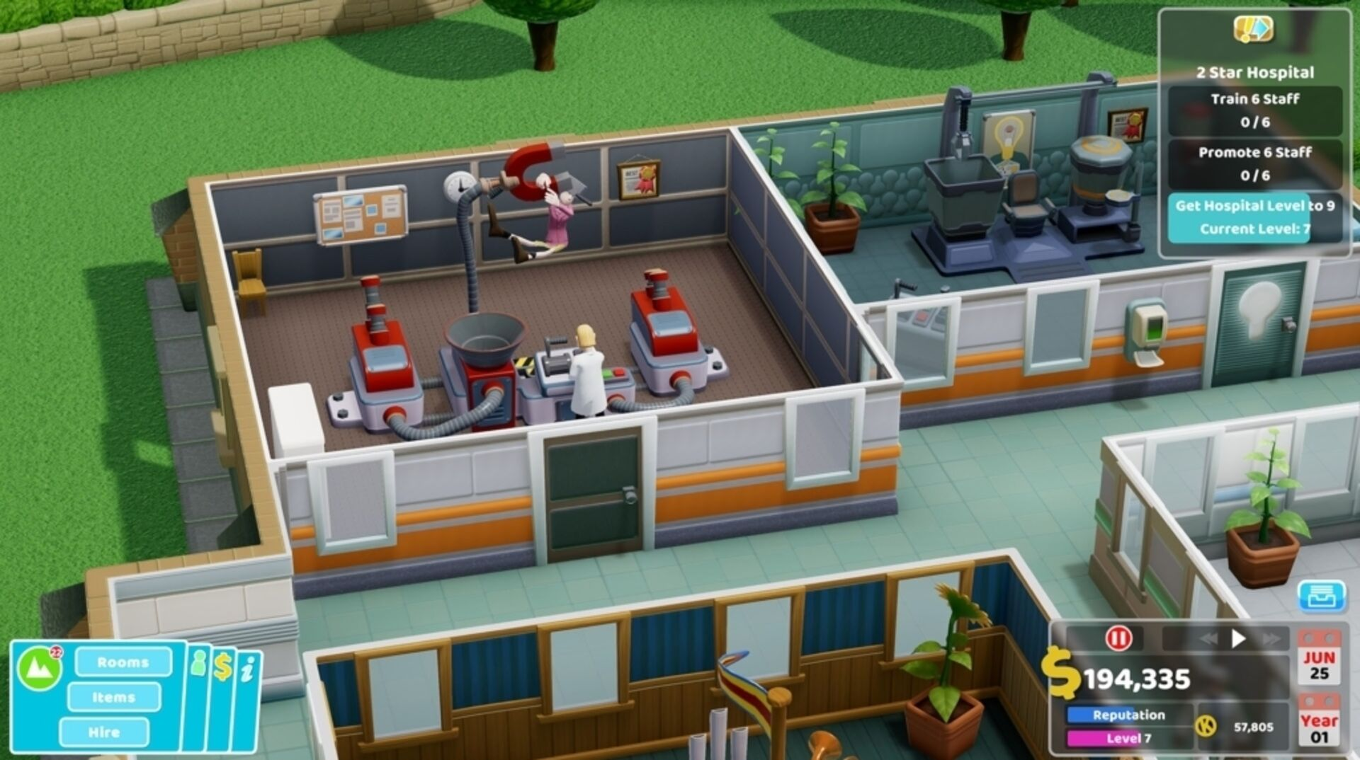 Best Tycoon Games 2020.Two Point Hospital On Consoles Delayed To 2020 Eurogamer Net