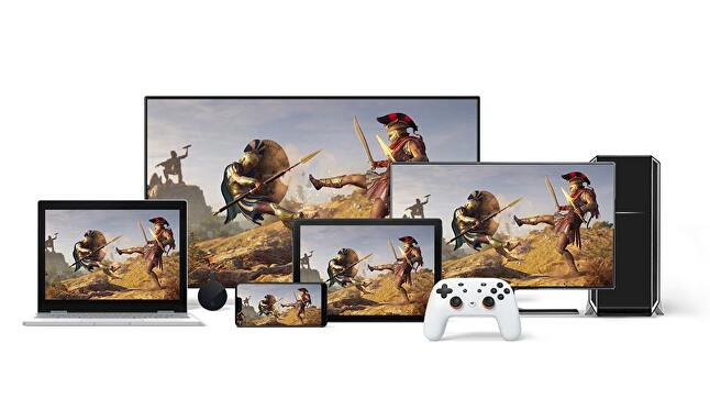 Whatever new experiences the Stadia team creates will be playable on a variety of devices