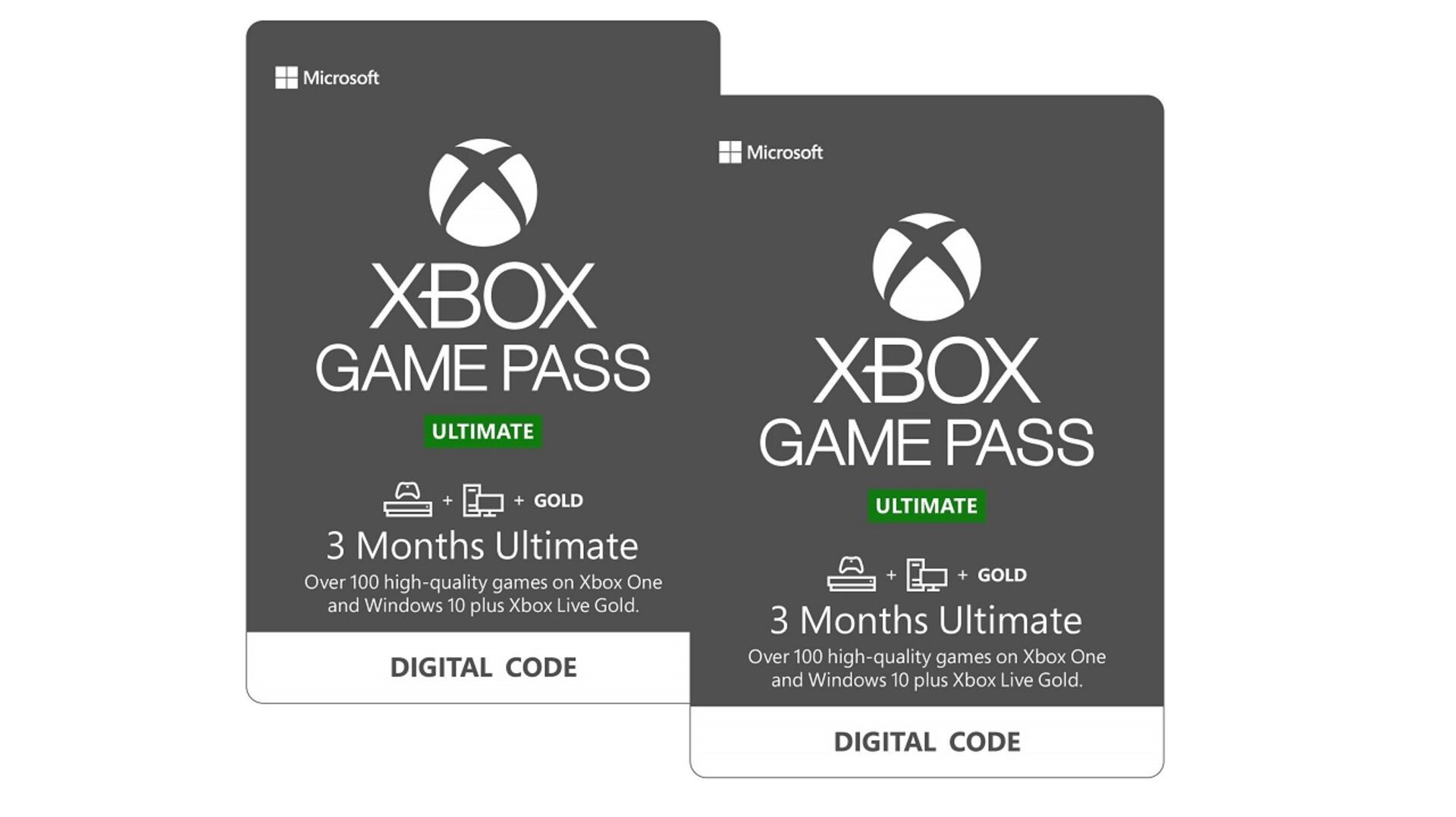 Get Free Xbox Gold Codes buy three months' xbox game pass ultimate and you'll get