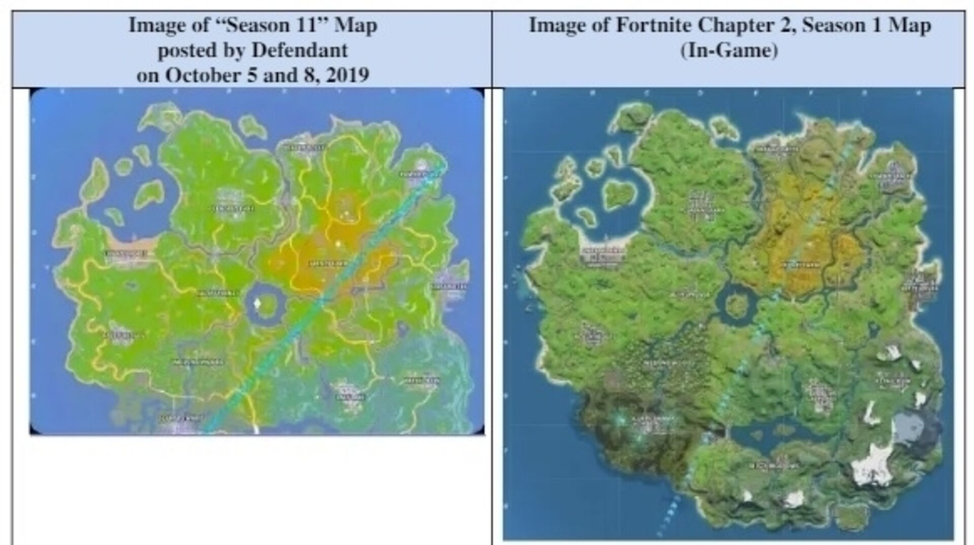 Epic Sues Fortnite Tester For Leaking Chapter Two Map Swimming And More Eurogamer Net Some practice on these maps should help you improve. epic sues fortnite tester for leaking