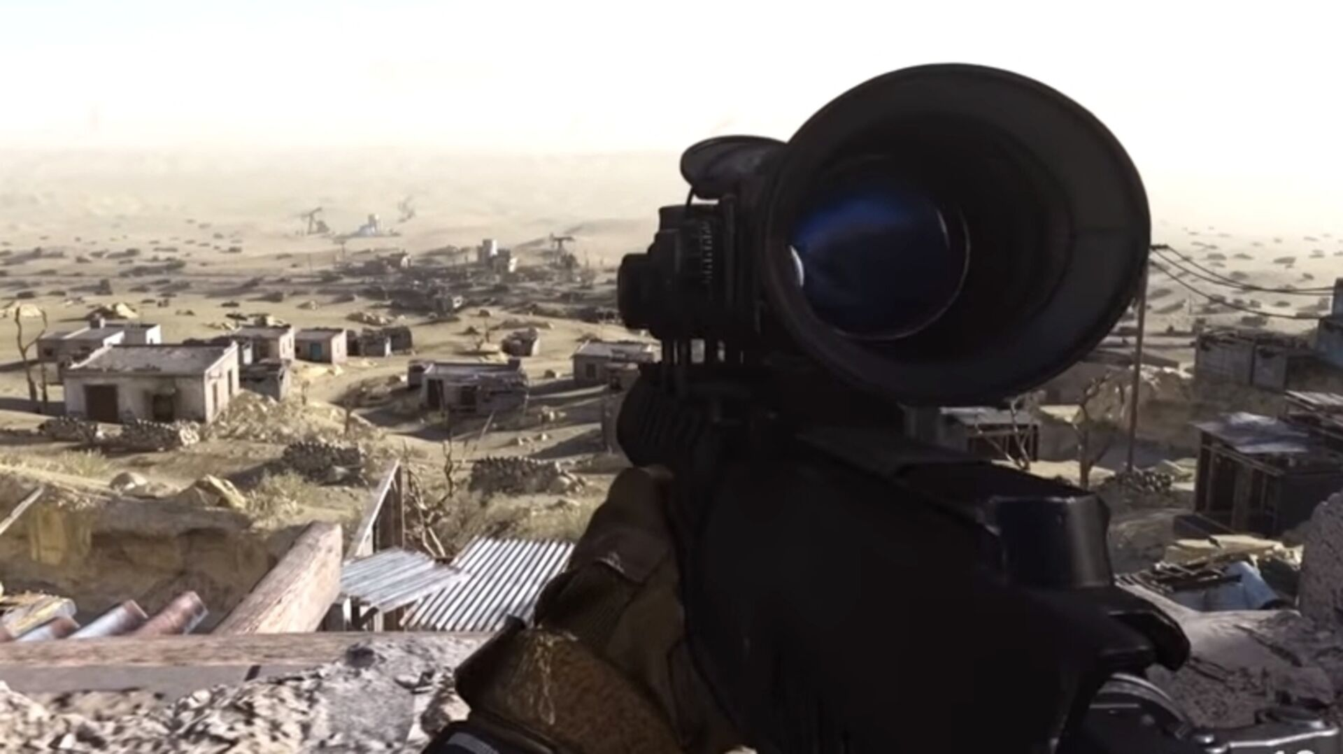Call Of Duty Modern Warfare Accused Of Rewriting History To