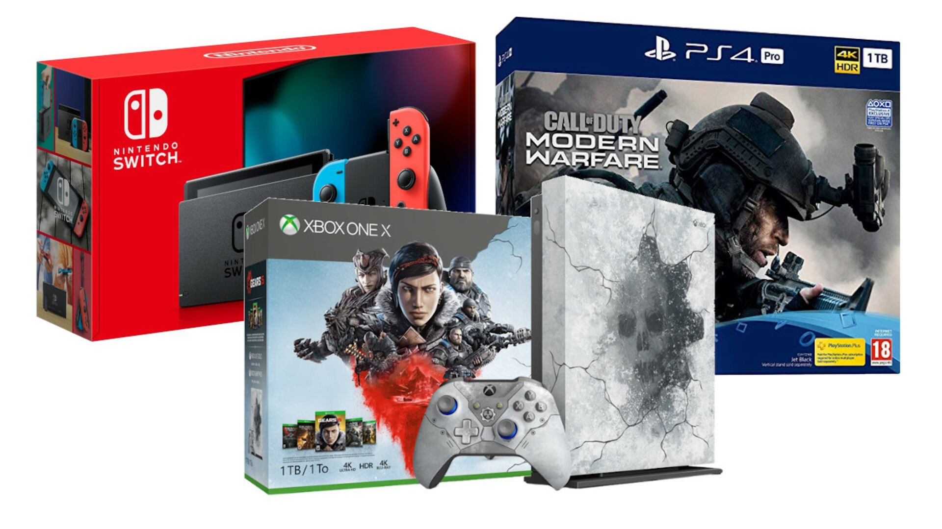 Save 10 On All These Ps4 Xbox One And Nintendo Switch Consoles Eurogamer Net