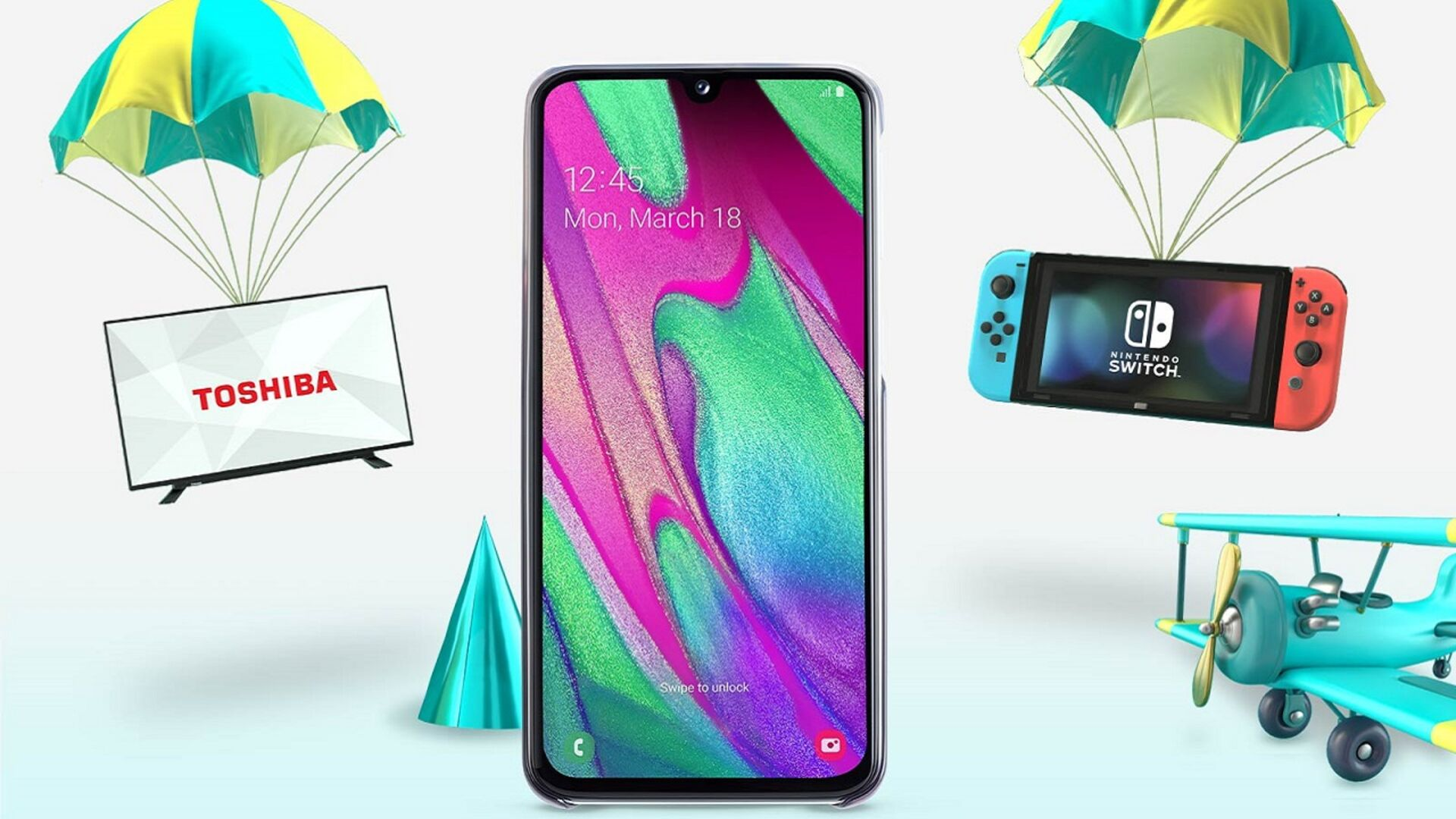 Get A Free Nintendo Switch Or 4k Tv With These Samsung And Huawei Mobiles From Ee Eurogamer Net
