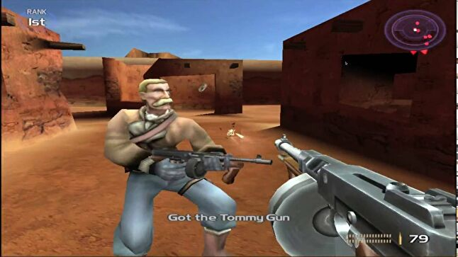 Series co-creator Steve Ellis is currently exploring how to revive TimeSplitters for a modern audience