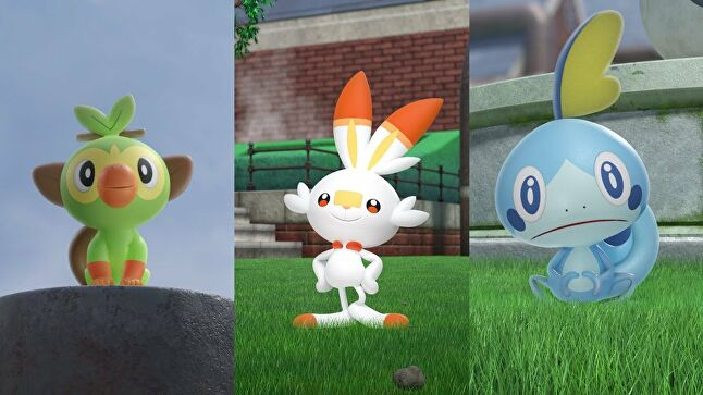 The new Pokémon designs won raves from many reviewers