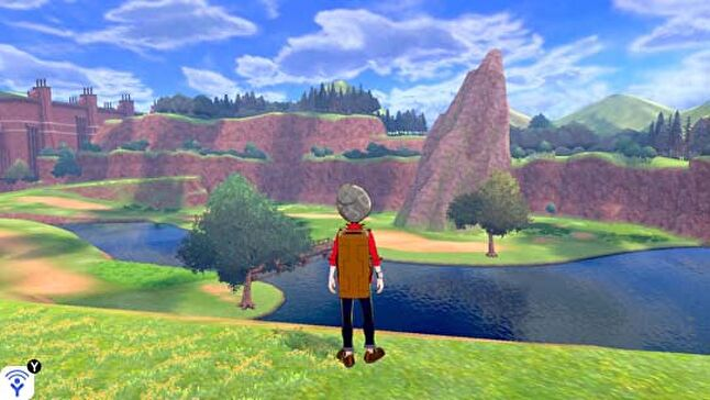 The Wild Area gives players a taste of what an open-world Pokémon game could be