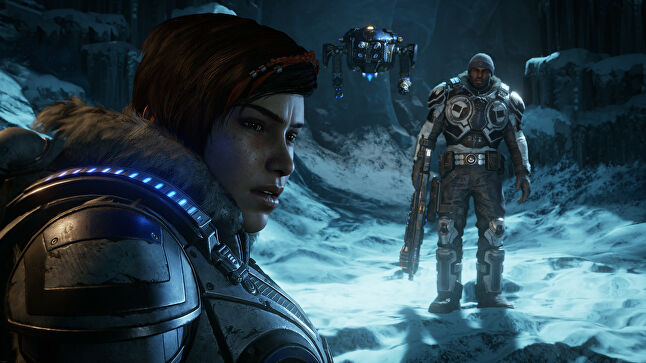 From the very start, Gears 5 was about introducing new audiences to the franchise