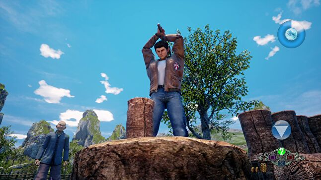Like its predecessors, the world of Shenmue III is dense, detailed and full of things to keep you busy