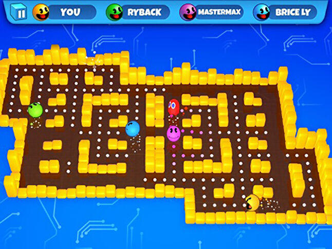 Pac-Man Party Royale was designed specifically for Apple Arcade, but oddly Bandai Namco has no ability to track its performance, instead relying on Apple