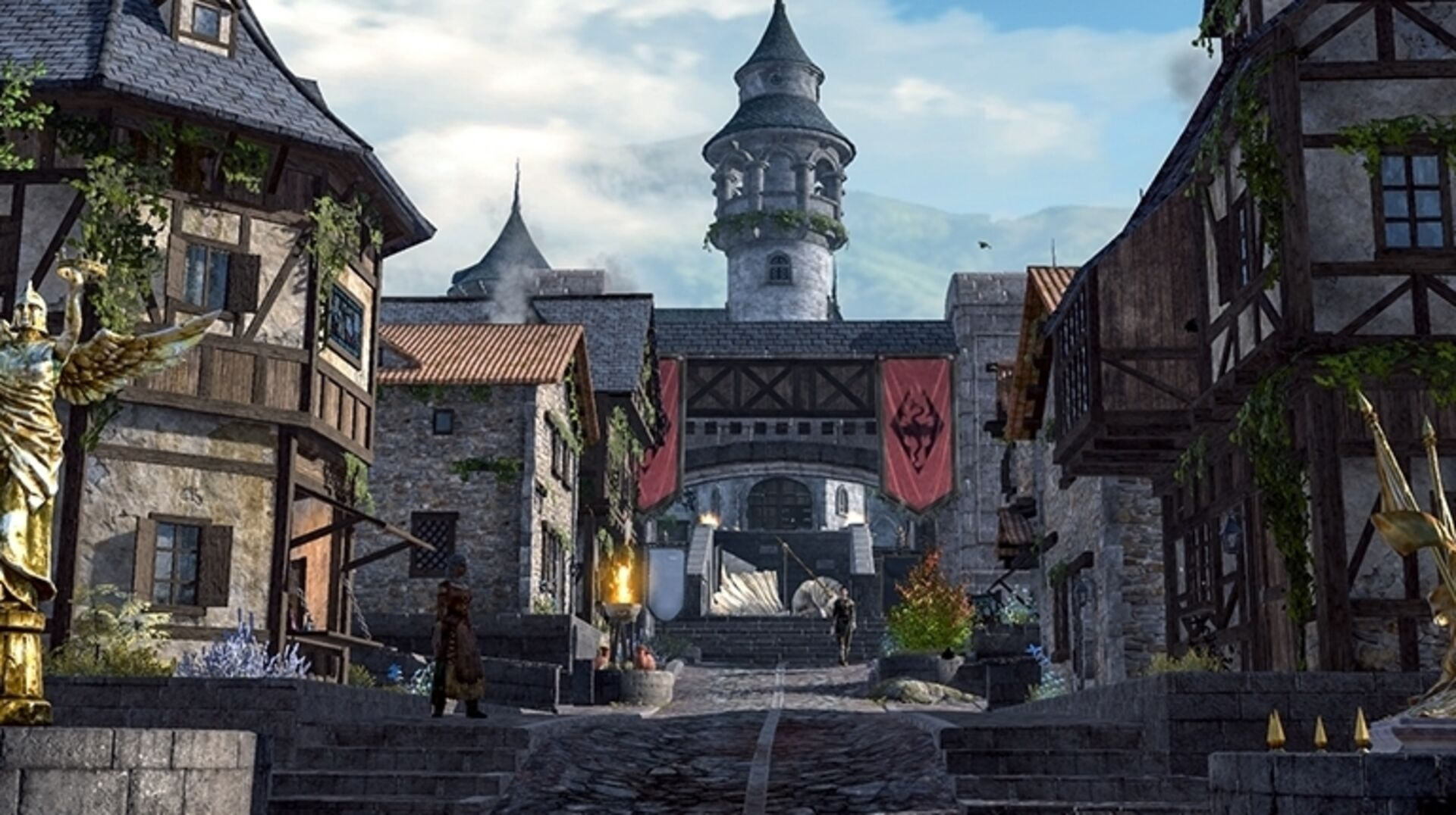 Top Free To Play Games 2020.Free To Play The Elder Scrolls Blades Delayed Into 2020 On