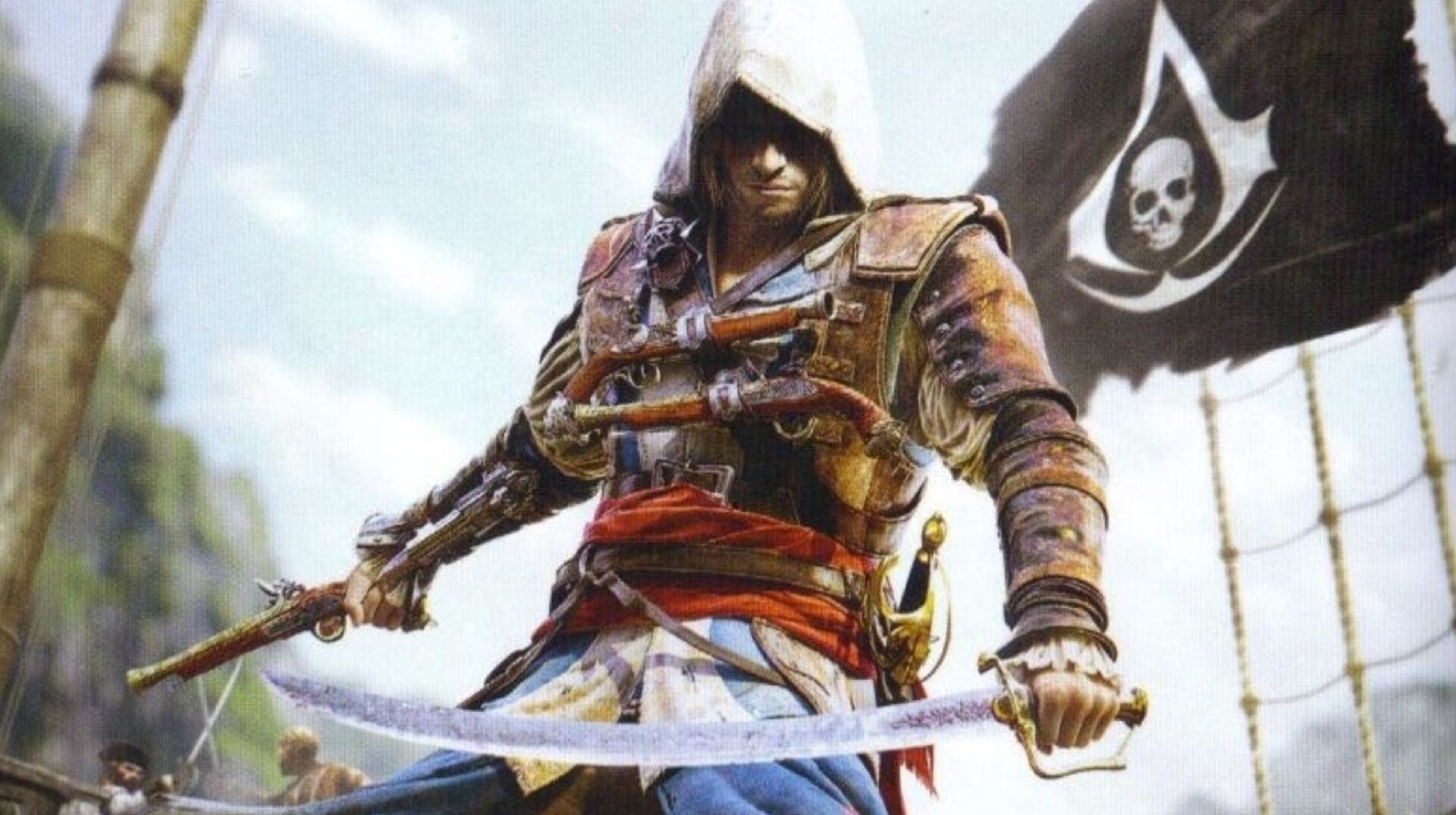 Assassin S Creed Black Flag And Rogue Get December Release Date On