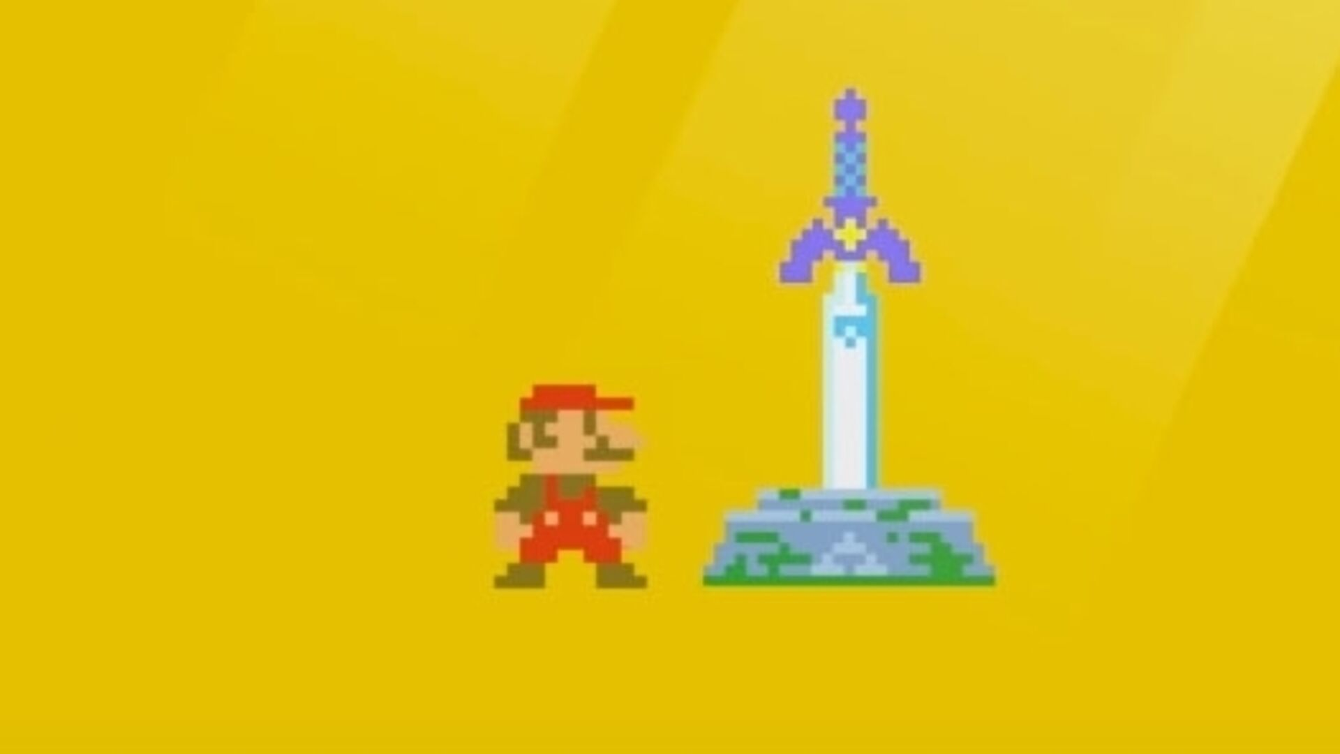 Super Mario Maker 2 S Zelda Update Lets You Wield The Master Sword Eurogamer Net