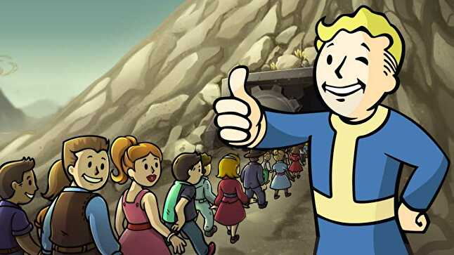Fallout Shelter is exactly the kind of bet that too few publishers in the west make with their big IP