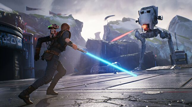 Jedi: Fallen Order is only the second big Star Wars IP EA has put out since it signed an exclusivity deal with Disney -- could it have done more?